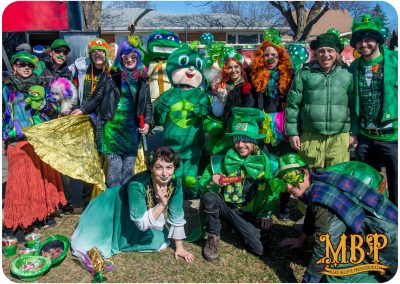 birthday-party-entertainers-for-hire-Irish-Parade-min