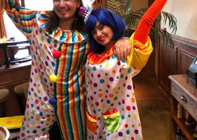 clowns-for-hire-Clowns-Arlando--Tatiana