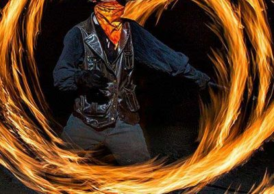 fire-spinning-performers-for-hire-Devin-Bean-fire-circle