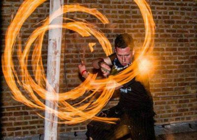 fire-spinning-performers-for-hire-Hawnix-Poi