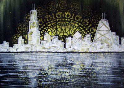 live-artists-for-hire-Chi-Gabrielle-E-Mejia-CHI-Skyline