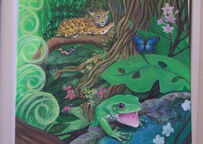 live-artists-for-hire-Chi-Ka-Go-Gabrielle-E-Mejia-jungle